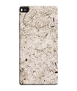 PrintVisa Designer Back Case Cover for Huawei P8 (fancy harsh rude tuff rough)