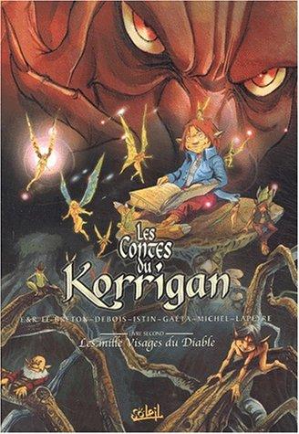 Les Contes du Korrigan, tome 2 : Les Mille Visages du diable