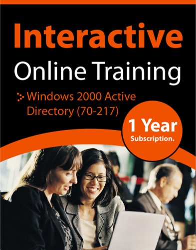 Windows 2000 Active Directory ( 70-217 ) Online Training - MCSE Test