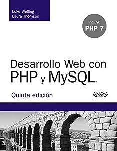 Reconocida mundialmente por todos los expertos como la guía más clara y práctica sobre PHP y MySQL.El uso de un lenguaje como PHP y una base de datos como MySQL permite crear sitios web dinámicos, es decir, susceptibles de personalización y dotados d...