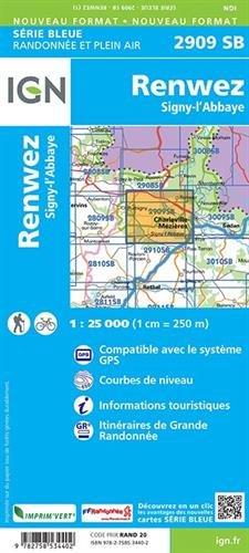 2909SB RENWEZ/SIGNY-L'ABBAYE