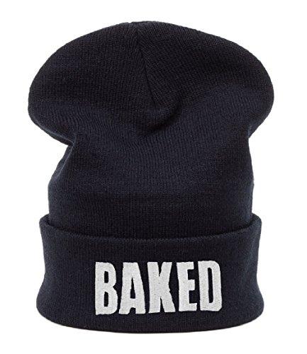 Unisex Uomini donne Berretto Beanie Beanies cappello invernale Cap Baked