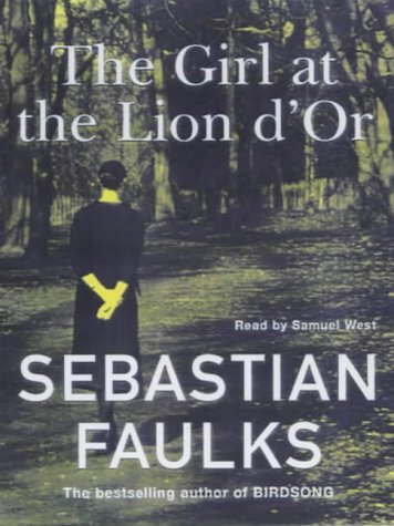 Girl At The Lion d'Or