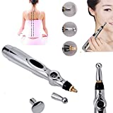 #9: New trends Health Care Monitor Meridian Energy Pen Electric Meridians Acupuncture Pen Magnet Therapy instrument Heal Massager Pain Relief