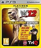 THQ WWE '12 Wrestlemania Ed, PS3 - Juego (PS3, PlayStation 3, Lucha, M (Maduro))