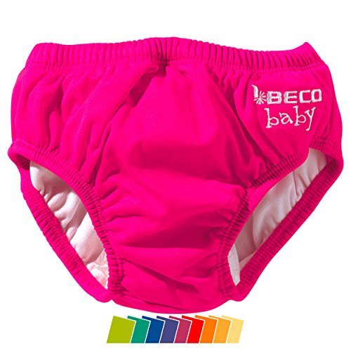 Preisvergleich Produktbild Beco 6901-4-S Aqua Nappy Slip unisex, S, rosa
