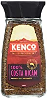 Kenco 100% Costa Rican Instant Coffee, 100g