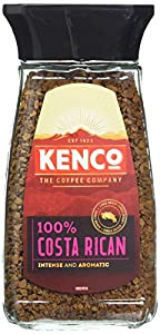 Kenco 100% Costa Rican Instant Coffee, 100g
