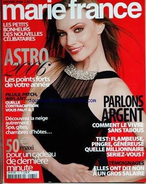 MARIE FRANCE [No 131] du 01/01/2006
