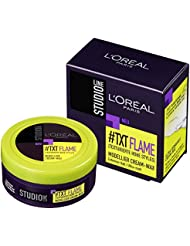 L'Oréal Paris Studio Line Flame Modellier Cream-Wax, 75 ml