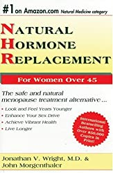 Natural Hormone Replacement for Women over 45: For Women over 45