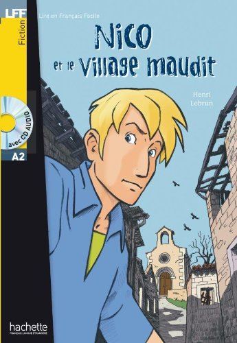 Read Pdf Nico Et Le Village Maudit Livre Cd Audio Lff