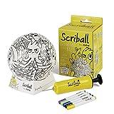 mitre Scriball Personnalisable avec des Feutres Mixte Enfant, Oobil