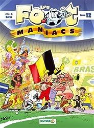 LES FOOT MANIACS T12 COUV BELGIQUE