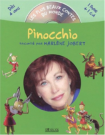 Pinocchio (1CD audio)