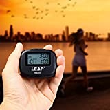 Zorbes LEAP TF6204 Utility Interval Timer For Yoga HIIT Cardio Tabata With LCD