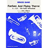 """Fanfare/Flying Theme from """"ET"""": (score and Parts)"""