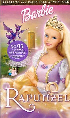Preisvergleich Produktbild Barbie As Rapunzel
