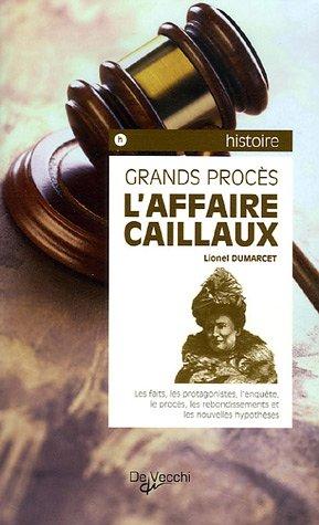 L'Affaire Caillaux