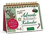 Der ultimativ knifflige Advents-Rätsel-Kalender (Jubiläumsausgabe)