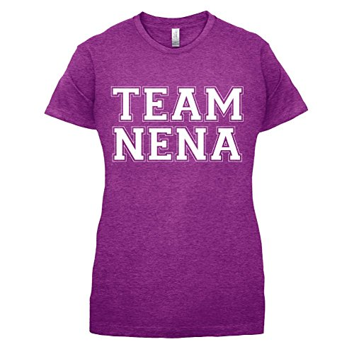 Team Nena - Damen T-Shirt - 14 Farben Beere