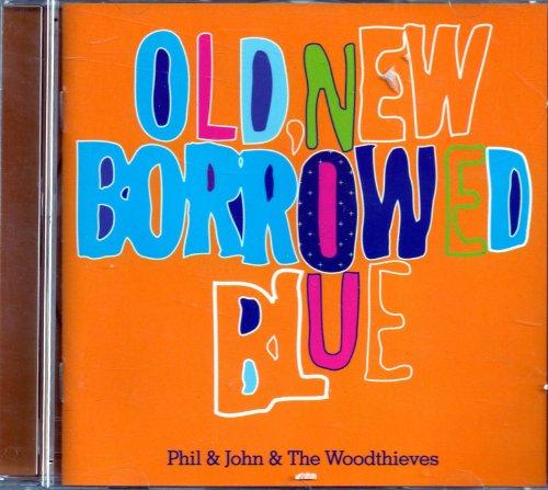 Old, New, Borrowed, Blue ...
