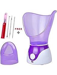 Beauty Nymph Professional électrique Thermal Spa Facial Sauna Mist vapeur et de vapeur inhalateur, Facebook humidificateur soin