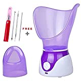 Beauty Nymph Professional Electric Thermal Spa Facial Sauna Mist Steamer And Steam Inhaler, Face Humidifier Skin Care