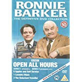 Ronnie barker Open All Hours Series 1 Ep 6 Seroes 2 Ep 1-2 DVD