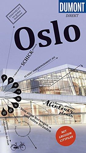 DuMont direkt Reiseführer Oslo: Mit großem Cityplan