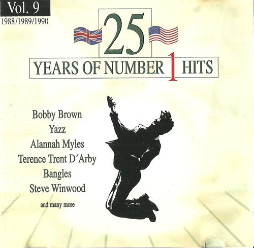 25 Years of Number 1 Hits, Vol.9: 1988/89/90