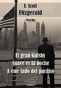 Novelas par Francis Scott Fitzgerald