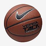 Nike Versa Tack 8P Basketball Unisex, braun (amber/Black/Metallic silver/Black - aa), 7