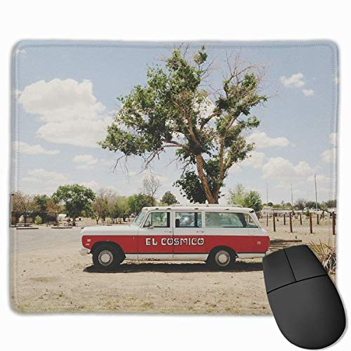 """The EL COSMICO Gaming Mouse Pad Non-Slip Rubber Mousepad for Computers Desktops Laptop Mouse Mat 9.8"""" x 11.8"""""""