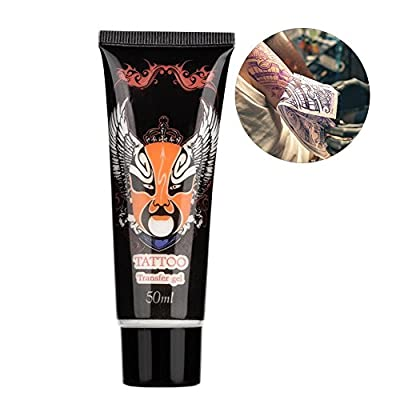 Tattoo Transfer Gel Tattoo