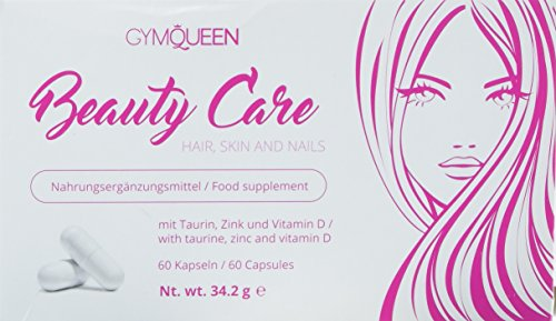 Pro-nail Care (Gym Queen Beauty Care - Hair, Skin & Nails (60) Standard, 34 g)