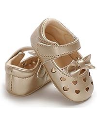 07eecbf99 Amazon.es  Dorado - Primeros pasos   Para niñas  Zapatos y complementos
