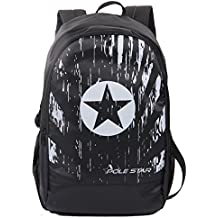 Pole Star Polestar Amaze 30 LTR Black Casual/Travel Backpack with Laptop Compartment