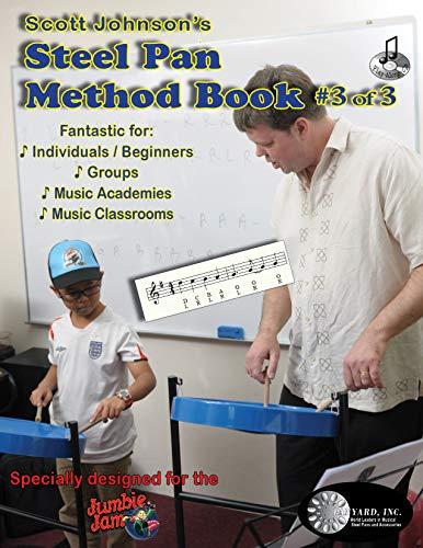 panyard jj5522Stahl Pfanne Methode Buch 1von Teil 3-p