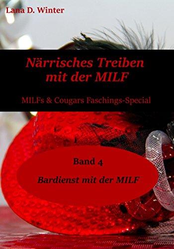 Bardienst mit der MILF (MILFs & Cougars Faschings-Special 4) - Tabu Stiefmutter