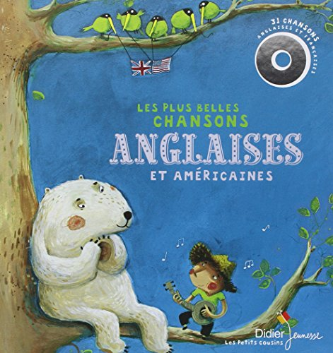 Les plus belles chansons anglaises et américaines (1CD audio)