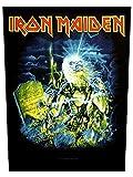 Rückenaufnäher Iron Maiden Live After Death
