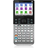 HP Premium  - Calculadora gráfica con pantalla a color, gris y negro