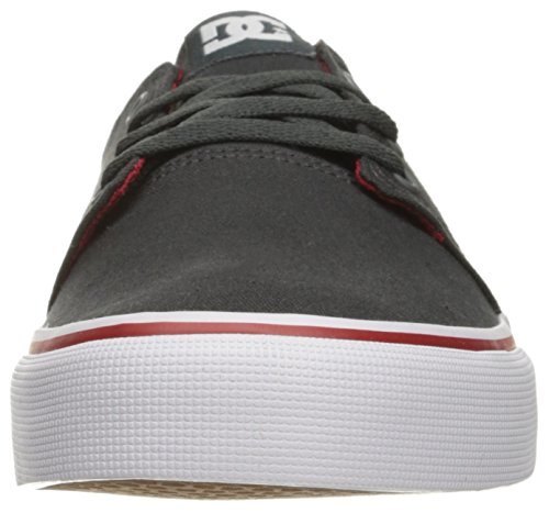 DC Shoes Trase Tx, Baskets mode homme Gris - Dark Shadow