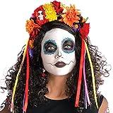 Fascia per capelli HALLOWEEN aliceband DIADEMA% 22 Il giorno dei costumi di assetto Morto 22%