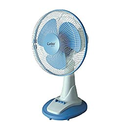 Candes 300mm High Speed Swing-12 Table Fan (Blue)