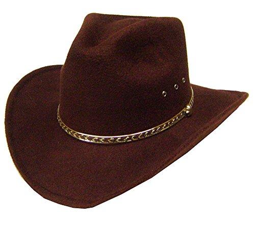 modestone-unisex-akubra-faux-felt-cappello-cowboy-xl