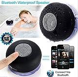 Resistente al Agua Altavoces Bluetooth teléfonos móviles/PC/Mac/MP3/Tabletas portátil Waterroof baño Altavoces GN Empresas