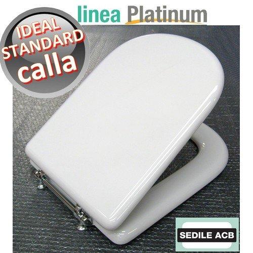 Sedile compatibile con CALLA di Ideal Standard 'Prodotto non originale' - marca ACB linea PLATINUM