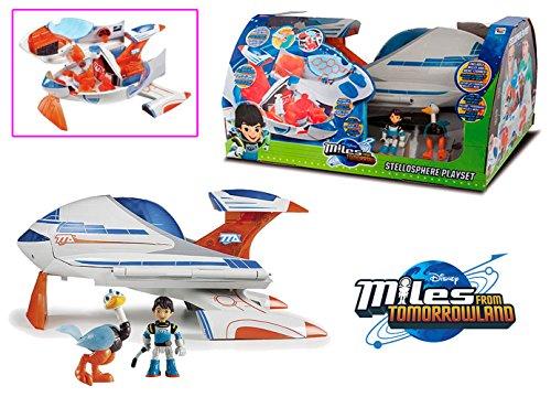 Disneys Miles From Torrow Miles Blastboard IMCToys 481169 Film- & TV-Spielzeug